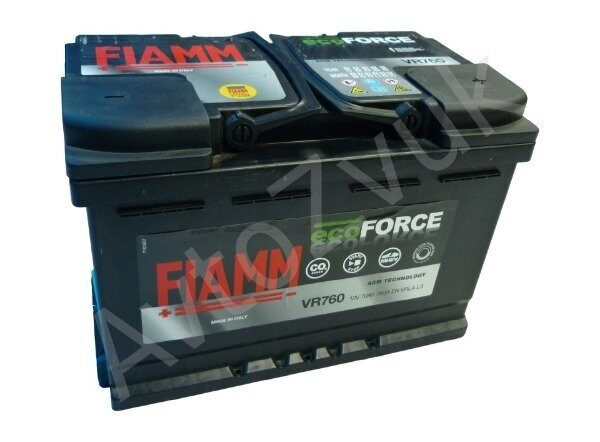 Fiamm ECO Force 70 Ah